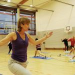 "Hallentraining ""Fit durch den Winter"""